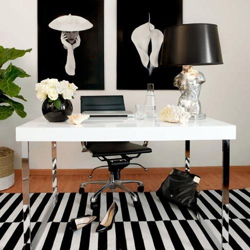 InteriorDesignBlack&White
