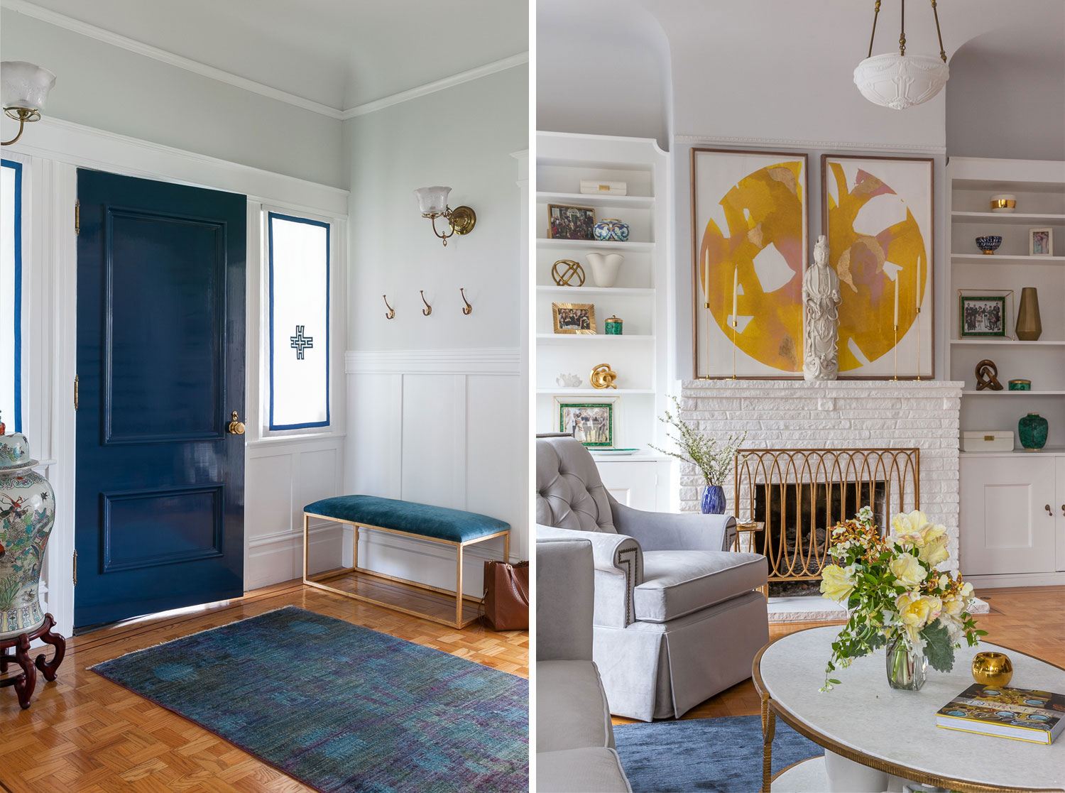 SanFranciscoLivingRoomEntry