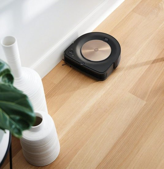 11 - iRobot Roomba S9+
