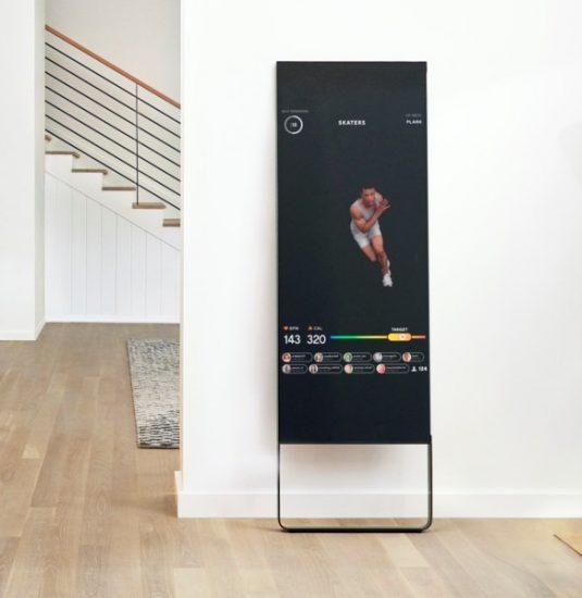 12 - Mirror Home Gym