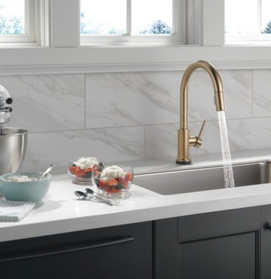 3 - Delta Trinsic Faucet