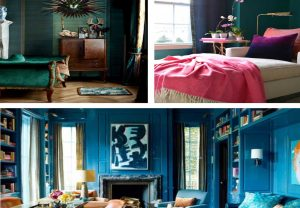 Color Theory and Blue Sapphire